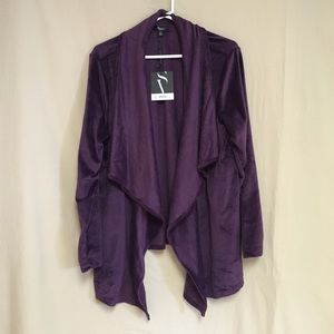 💜 NWT Women's Simply Vera Vera Wang Cozy Wrap💜